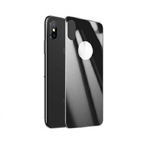 Защитное стекло HOCO iPhone X Backside 3D Black (V10) на заднюю панель